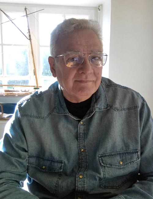 Nicolas BEAUX, bénévole de l'association russophone de Cornouaille