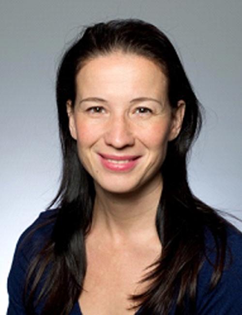 Sabina Domorak, présidente de l'association russophone de Cornouaille