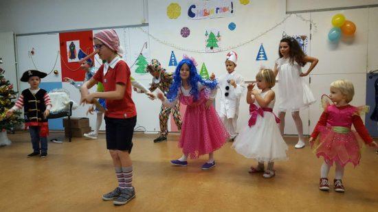 Premier spectacle de l'association russophone de Cornouaille à Quimper