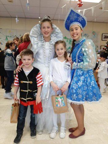 Fêtes de Noël russe à Quimper avec l'association russophone de Cornouaille